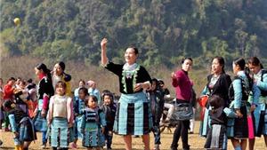 Phóng sự ảnh: Tết truyền thống đồng bào Mông