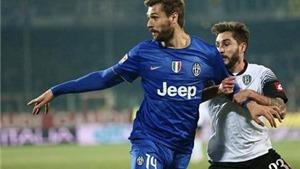 Cesena 2-2 Juventus: Vidal đá hỏng phạt đền, 'Bà đầm già' đánh rơi chiến thắng