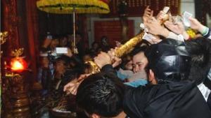 Phó Chánh thanh tra Bộ VH,TT&DL nói về bạo lực ở lễ hội: Điều chỉnh, chứ không nên xóa bỏ