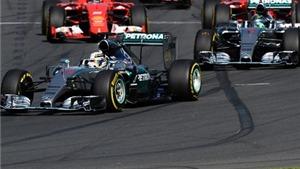 GP Australia: Khởi đầu như mơ của Mercedes