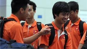 Olympic Việt Nam chờ đối đầu Thái Lan
