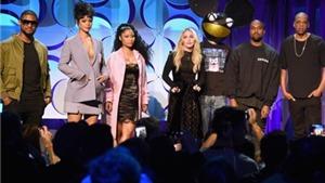 Rapper Jay-Z kinh doanh nhạc trực tuyến: Dàn sao tụ hội vẫn thất bại thảm hại
