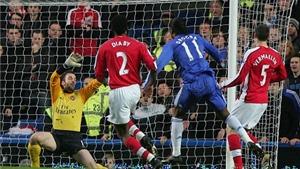 Đại chiến Chelsea - Arsenal: Drogba sẽ là 'hung thần' của Pháo thủ