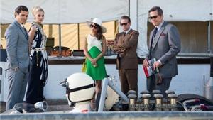 Phim 'The Man from U.N.C.L.E.': Câu khách bằng thương hiệu của Guy Ritchie