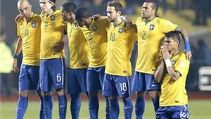Thất bại rùng mình của Brazil