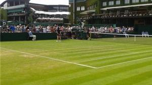 Hỏa hoạn ở sân trung tâm Wimbledon, 3000 người phải sơ tán