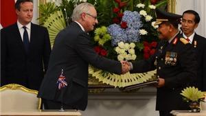 Chuyến công du của Thủ tướng Anh: vì một 'liên minh từ xa' với ASEAN