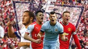 Lịch thi đấu và truyền hình trực tiếp vòng 1 Premier League mùa giải 2015-16