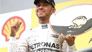 F1 - chặng 10, GP Bỉ: Hamilton tiếp tục gia tăng cách biệt