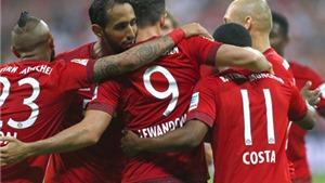 NGƯỠNG MỘ: Bayern Munich chi 1 triệu euro ủng hộ người tị nạn tại Đức