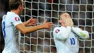 Anh 2-0 Thụy Sỹ: Rooney trở thành chân sút vĩ đại nhất của 'Tam sư'