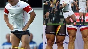 Những VĐV có bắp đùi khủng nhất trong làng thể thao: Từ Xherdan Shaqiri cho đến Roberto Carlos