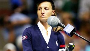 Eva Asderaki-Moore: Người phụ nữ quyền lực ở trận Djokovic-Federer