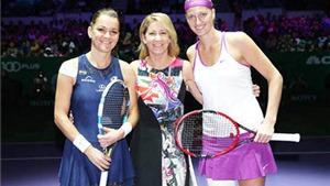 Giám đốc WTA Finals Melissa Pine: Châu Á rất giàu tiềm năng quần vợt