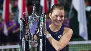 Kết thúc WTA Finals 2015: Mỏi mắt tìm 'số 2'