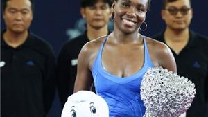 Venus vô địch WTA Elite Trophy, trở lại top 10 thế giới