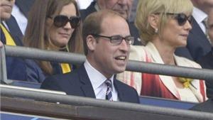 Thủ tướng Anh, Hoàng tử William vẫn đến sân Wembley dự khán trận Anh - Pháp