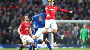00h30 ngày 29/11, Leicester- Man United: Phong độ & đẳng cấp