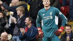 Thủ môn Bogdan mắc sai lầm ngớ ngẩn khiến Liverpool thủng lưới