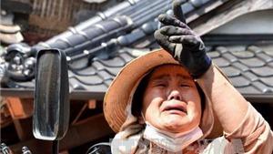 Động đất tại Nhật Bản: 9 người chết, 1.100 người bị thương; nhà máy Toyota, Honda dừng hoạt động