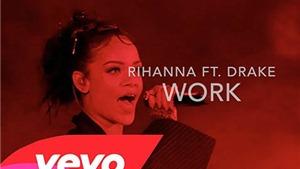 'Work' của Rihanna đã đánh bại Beatles trên BXH Billboard 100
