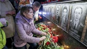 Tưởng niệm các nạn nhân của thảm họa hạt nhân Chernobyl