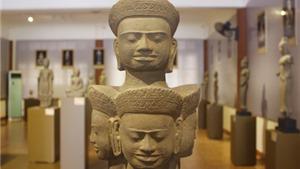 Ngắm những bức tượng quý của Mỹ thuật cổ Phật giáo và Hindu giáo