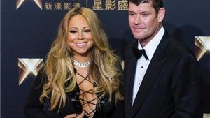Mariah Carey khó chịu nếu phải hát trong bộ váy cô dâu