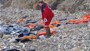1 tuần, 880 người di cư chết đuối