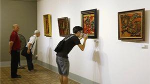 'Những tác phẩm từ châu Âu về' bị tạm giữ, Bảo tàng Mỹ thuật TPHCM xin lỗi công chúng
