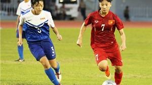 Duy Long không muốn Bửu Ngọc bị phạt, tuyển nữ Việt Nam thắng 14 bàn