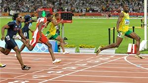 Bí mật về pha nước rút thần kỳ của Usain Bolt