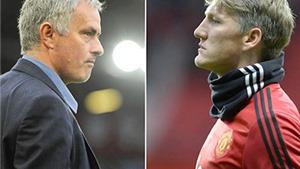 Vụ Mourinho gạt bỏ Schweinsteiger: Bóng đá phải khắc nghiệt như thế!