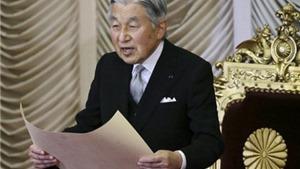 Nhật hoàng Akihito nói gì trong video bày tỏ ý định thoái vị?
