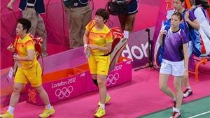 Cầu lông Trung Quốc hết thời ở Olympic 2016