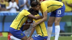 Đội tuyển nữ Brazil khi nào mới vô địch?