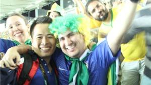Ghi chép: Đêm không ngủ ở Maracana