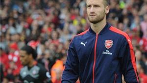 Truyền thông Pháp chỉ trích Mustafi sau trận Arsenal – PSG
