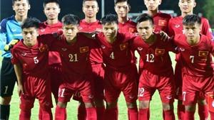 Cộng đồng mạng phát 'sốt' với màn ngược dòng của U16 Việt Nam