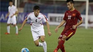 'U19 Việt Nam nên vào trận với tâm thế cửa dưới'