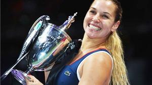 Hạ Kerber để vô địch, Cibulkova viết chuyện cổ tích ở WTA Finals 2016