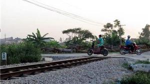 THẢM KHỐC: Liên tiếp 2 vụ tàu hỏa đâm chết người trên địa bàn xã Yên Tiến