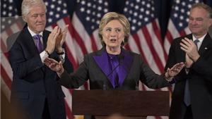 NÓNG! Bà Hillary Clinton bị thất cử do sự can thiệp của Giám đốc FBI!