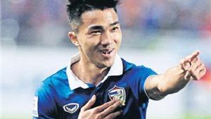 Kiatisuk tin 'Messi Thái Lan' sẽ tỏa sáng ở J-League