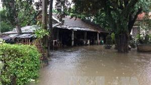 Huế: Thiệt hại 174 tỷ đồng, 2.500 nhà dân vẫn còn bị ngập