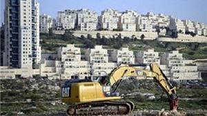 Israel tiếp tục xây dựng hàng nghìn nhà định cư mới ở Bờ Tây