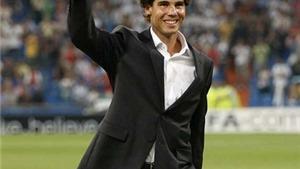 Rafael Nadal muốn làm chủ tịch Real Madrid