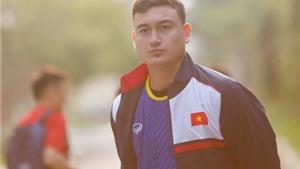 Thủ môn Việt kiều Đặng Văn Lâm: 'Tôi đã từng may mắn'
