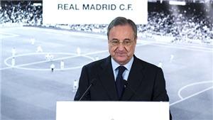 Bàn tay của Florentino Perez sẽ thò tới nước Anh