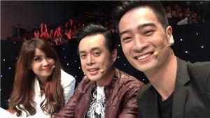 Slim V ngồi ghế nóng The Remix 2017, team Bảo Thy, Yến Trang nhận mưa điểm 10